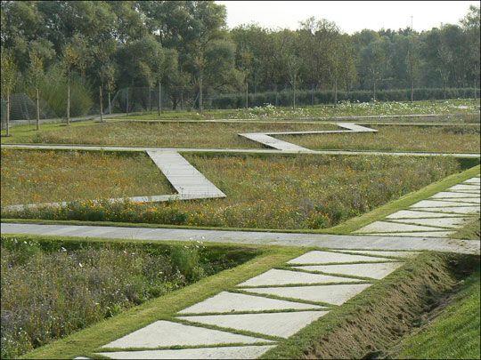 Platelage, Cheminement, Caillebotis - Marcanterra Bois et Plantes