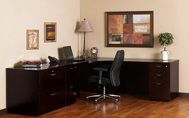 Painting of Cheap Corner Desks: Budget Friendly and Room Beautifier