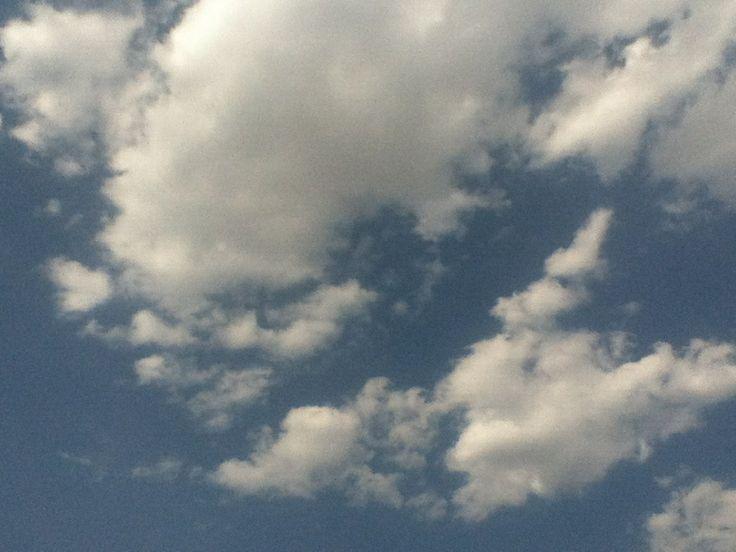 El Hermoso Cielo De Tlaxcala De Xicotencatl, México (: