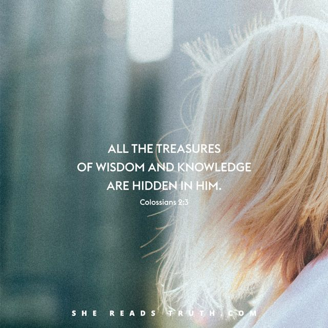 Proverbs: The Way of Wisdom reading plan from She Reads Truth | SheReadsTruth.com #SheReadsTruth