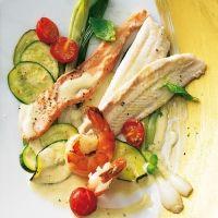Edelfisch-Platte