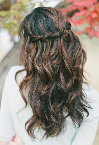 Pinterest-inspired hair ideas for your big day