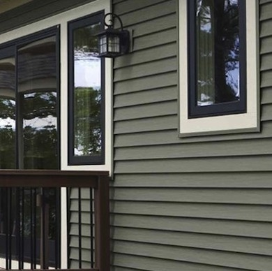 10 Superb Reasons to Consider Vinyl Siding: Shelter from a Storm. Exterior  House ColorsExterior ...