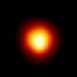 Red Giant stars | Once a star has used up all of its hydrogen fuel in its core it transitions off the main sequence and becomes a red giant. Depending on the mass of the star it can oscillate between various states before ultimately becoming either a white dwarf, neutron star or black hole. One of our nearest neighbors (galactically speaking), Betlegeuse is currently in its red giant phase and is expected to go supernova at any time.