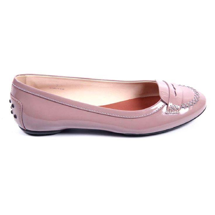 Tod's ladies ballerina XXW0QS0G280OW0L805