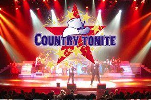 Country Tonite show in Pigeon Forge.