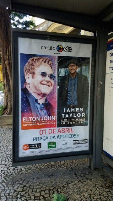Notícias e flagrantes do Rio de Janeiro by Gilson Eletricista: Show na Praça da Apoteose dia 01/04/2017