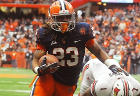 Syracuse football team's inside-outside receiver threat puts opposing defenses in a bind | syracuse.com