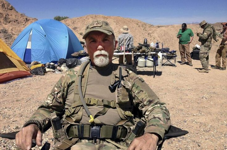 Jerry DeLemus (62), a New Hampshire man who founded that state's largest Tea Party group and was a prominent Donald Trump supporter was sentenced Wednesday to seven years in federal prison for his role in the Bundy Ranch standoff against the government in Nevada three years ago.