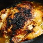 Chicken, Sage and Onion Slow Cooker Recipe
