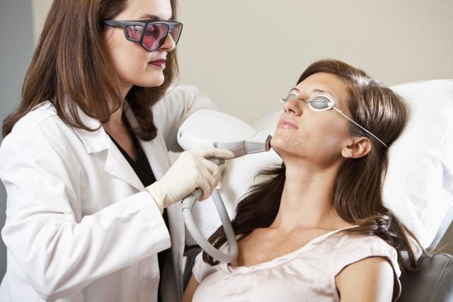 We help you decide- electrolysis versus laser hair removal for your facial hair. The most annoying of all unwanted hairs can be found on the face because we can't hide it under clothing if we have to, like on the body. Everyone, but especially females who have struggled with a large amount of facial hair, knows how annoying the process can be of constantly worrying about ways to get hairless.