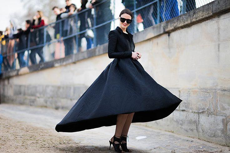 Paris Fashion Week Style Pinterest