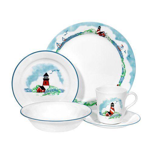 corelle dinnerware sets | Buy Corelle Dinnerware Set Outer.  sc 1 st  Pinterest & 11 best Stuff to Buy images on Pinterest | Dinnerware sets Dish ...