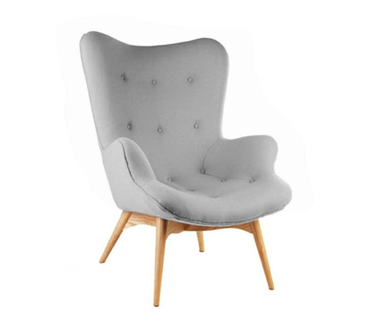 Feather armchair