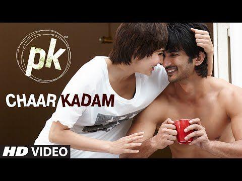 Listen to the Romantic song 'Chaar Kadam' from the Upcoming Film 'PK'  #AnushkaSharma #AamirKhan     #SushanthSinghRajput #PK