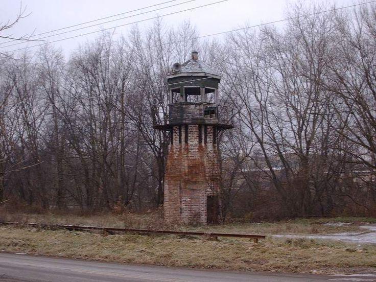Roseville Prison, Roseville Ohio.