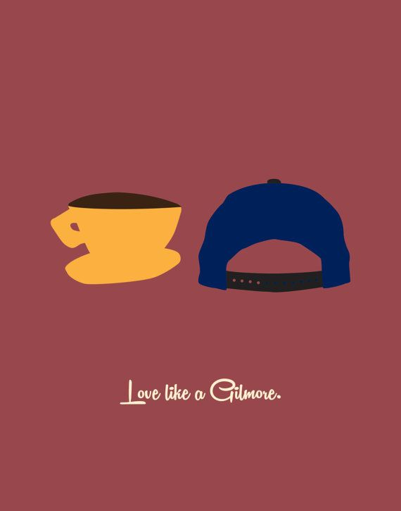 Gilmore Girls fans, this TV poster is for you. Whether you are looking for a Gilmore Girls quote print or a print that represents your love for Lukes Diner, this fan art will remind you to love like a Gilmore. Ideal as an addition to a coffee loving kitchen or as a gift to a fellow Stars Hallow wannabe, this coffee art will soon become the statement piece of your kitchen. The purchase of this listing is for one fine art print including the following,  Image: Lukes Diner coffee mug and Luke…