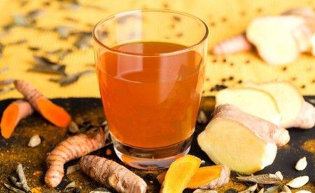 Hier finden Sie ein veganes Rezept für die Zubereitung von Gewürztee zur Aktivierung des Stoffwechsels. Ein entzündungshemmender Tee aus dem Ayurveda.