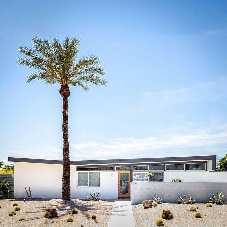 Mid Century Modern Exterior Design: 17 Best Images About Desertscape On Pinterest