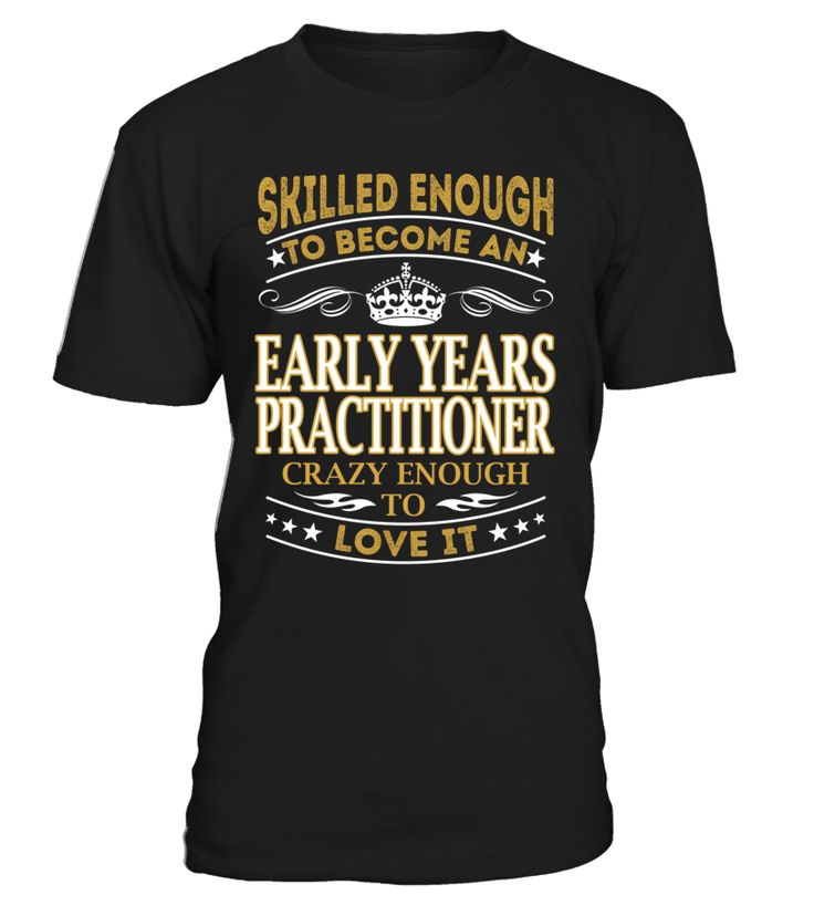 Early Years Practitioner - Skilled Enough To Become #EarlyYearsPractitioner
