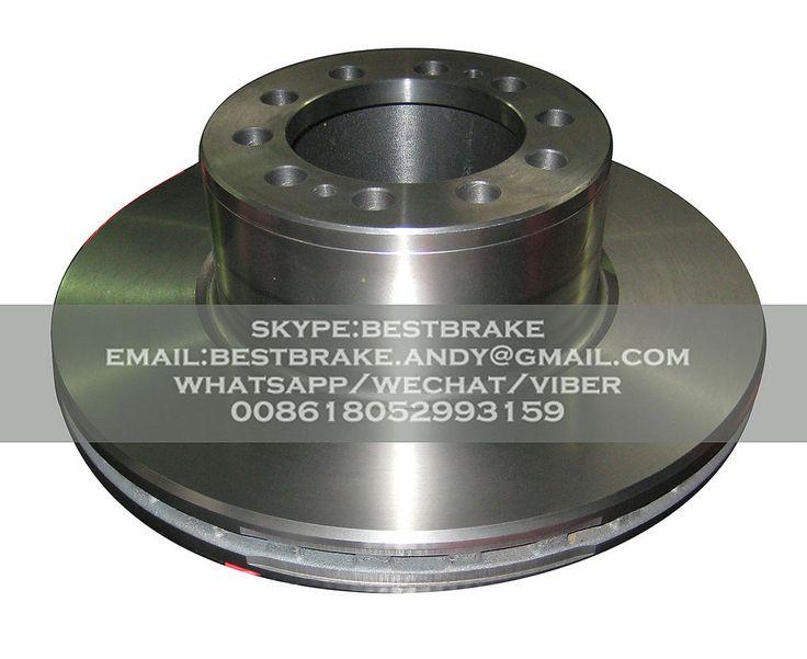 9434210312f commercial vehicle brake rotors heavy duty