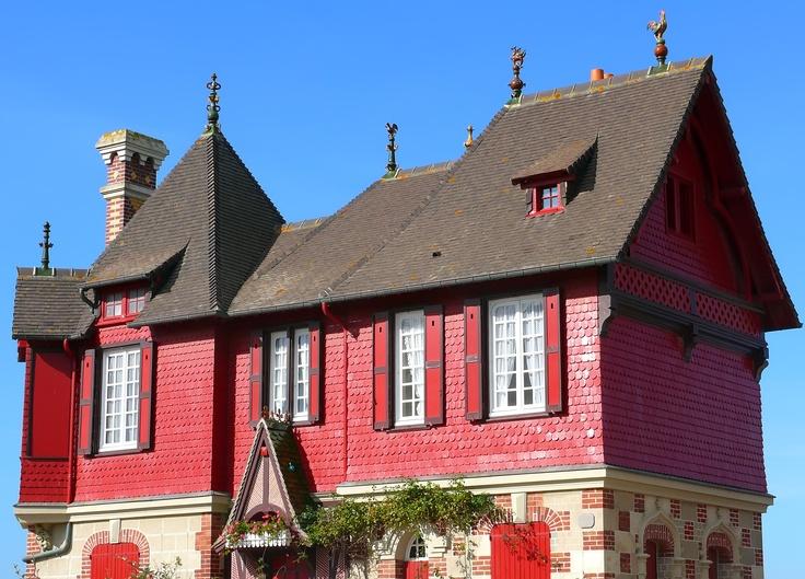 La cote fleurie et ses couleurs ... à découvrir en normandie pendant votre séjour en gîte www.martinaa.fr