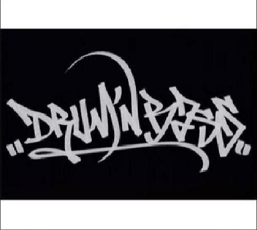 DnB Drumandbass Drum and Bass Jungle Breakbeat Solid