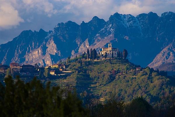 Montevecchia and Resegone Photo