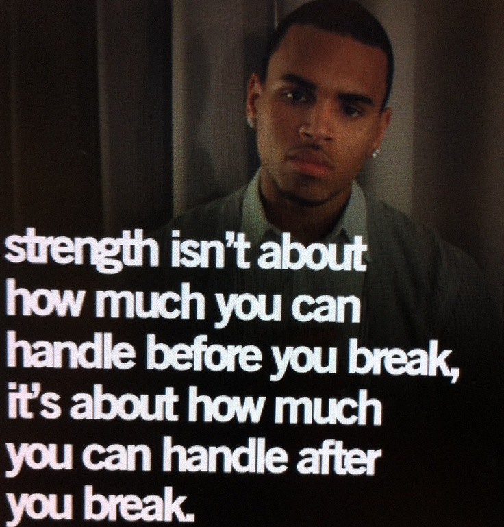 Chris Brown Quotes And Sayings 18 best Chris b...