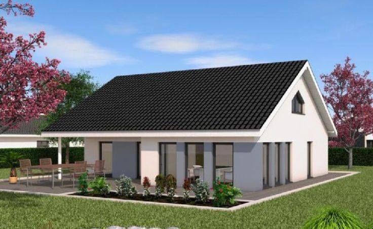 (98) Proiect de casa pe un singur nivel