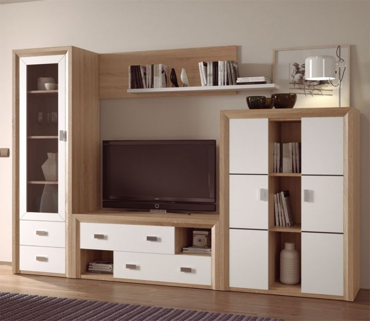 Una casa nórdica sencilla y funcional. #mueblesarria #salon #nordico #escandinavo #blanco #haya #decoracion #moderno #sevilla #cordoba