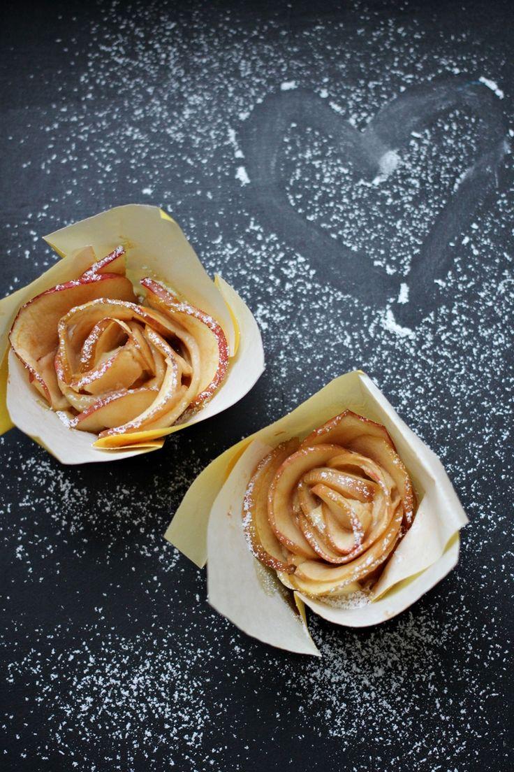 Apfel-Blätterteig-Rosen mit Karamellcreme {Eat. Eat. Love. | #novemberglueck} 01