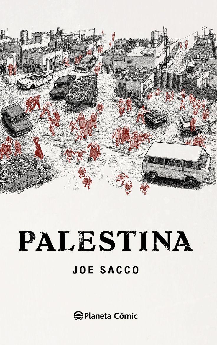 ABRIL-2016. Joe Sacco. Palestina. C SAC Històric