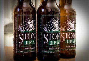 Stone IPA is my favorite IPA!