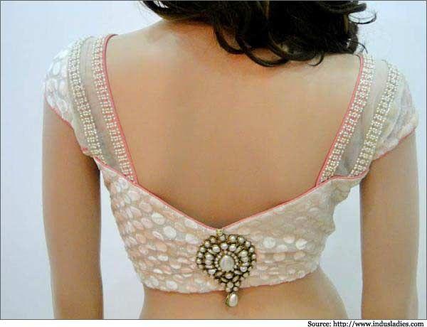 Saree Blouse Designs | Blouse Neck Designs | Designer Blouse Patterns