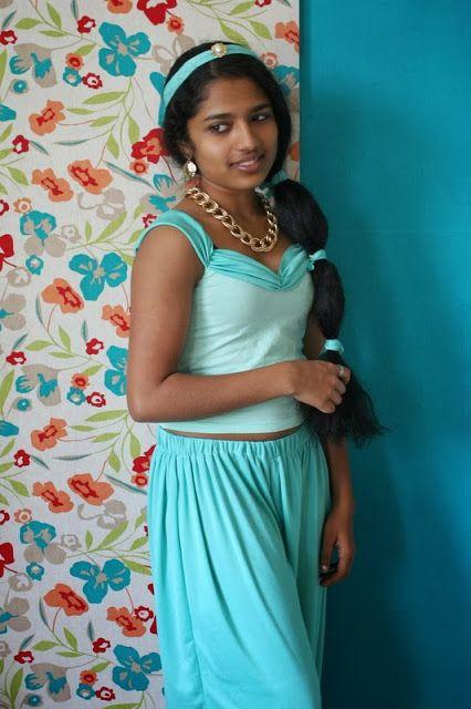 Come fare il costume da principessa Jasmine