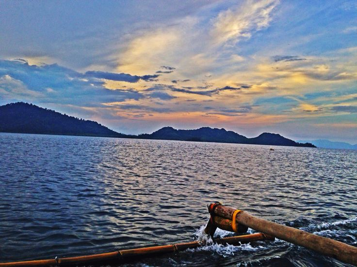 On the way to Pahawang Island, Lampung, Indonesia