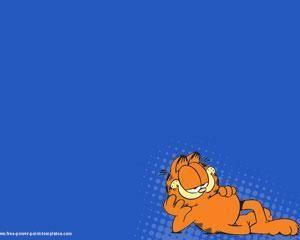 Garfield Plantilla PowerPoint Gratis