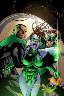 Green Lantern Sinestro Corps War | sinestro corps war during the sinestro corps war laira and