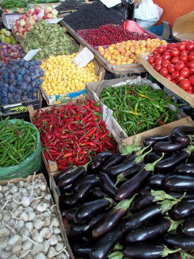 Georgian Market