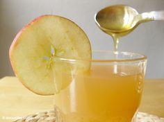 Der Zaubertrank oder Ingwer-Apfel-Zimt-Honig-Tee