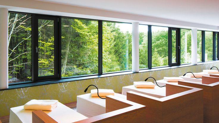 Schindelbruch Spa Ruheraum, Wellness Harz, Natur, Ruhe, Massage ...