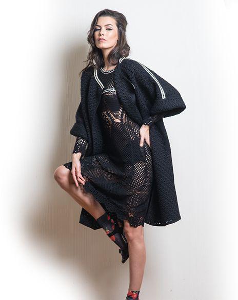 Creatoarea de tricotaje manuale: Dana Buf | Revista Civilizatia