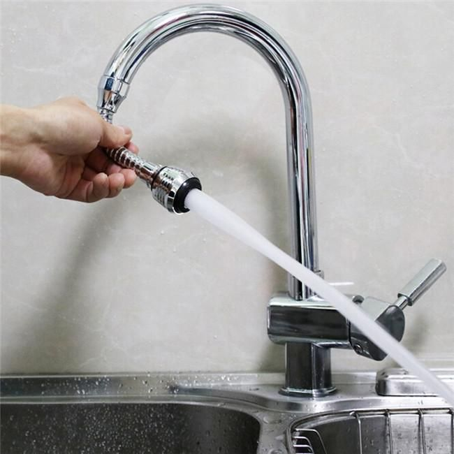 Water Saving Tap Filter Adapter Aerator Diffuser Faucet Nozzle