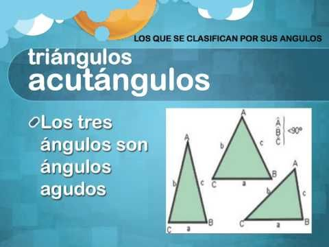 ▶ Triangulos y cuadrilateros - YouTube