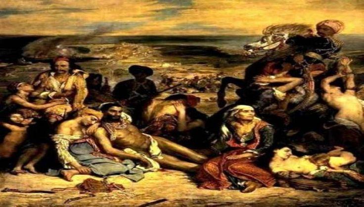 Κανένα άλλο έθνος στην Ευρώπη δεν έχυσε τόσο αίμα για την ελευθερία: Από το 1821 μέχρι το 1933 έχουμε 5.000.000 Έλληνες νεκρούς