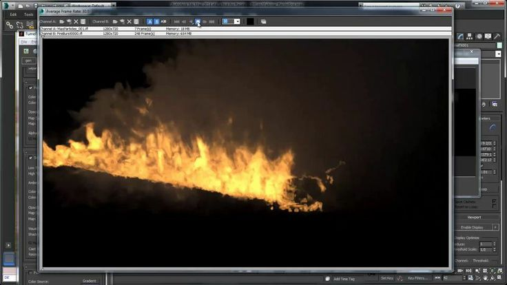 Particle Effects in 3ds Max Tutorial