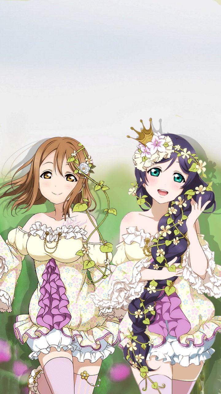 Hanamaru & Nozomi