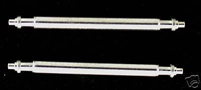 2 Spring Bar S/steel for #Rolex #Yachtmaster Watch 20mm Part
