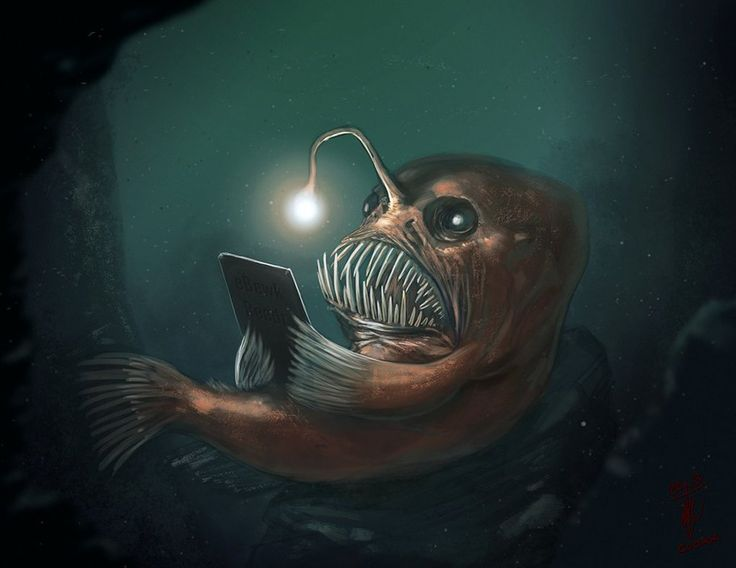 17 best images about anglerfish on pinterest rusted for Angler fish toy